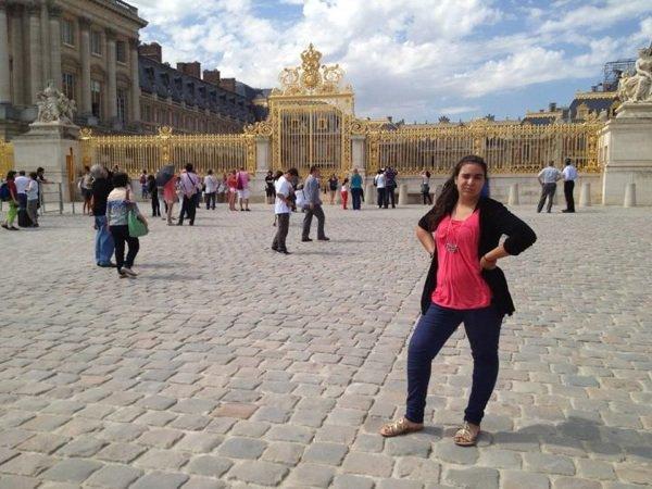 Jouurnee entière à Versailles