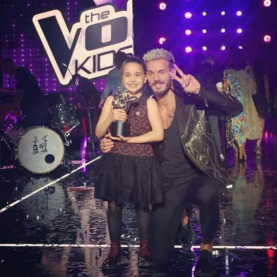 La gagnante de The Voice Kids 3