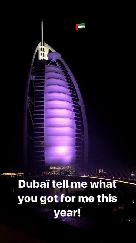M.Pokora - Dubaï