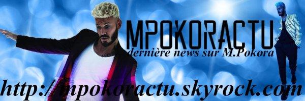 M.Pokora - Retrouvez les dernières news sur son actualité