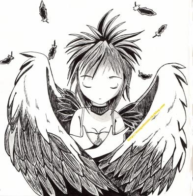 Assez DeSSiN - mes dessins de mangas VZ26