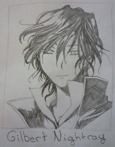 Un petit dessin de Gil
