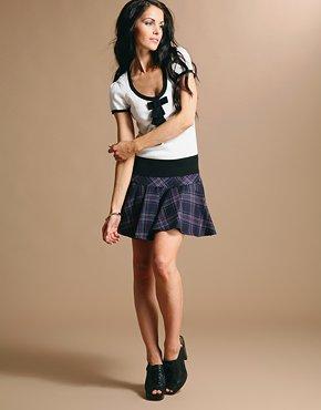 Un peu de mode... les jupes carrolées!