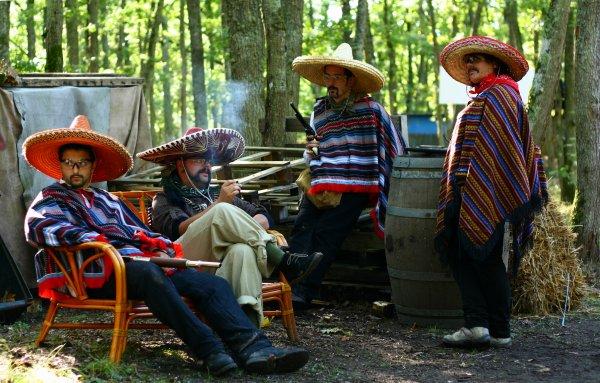Les rebele mexicain