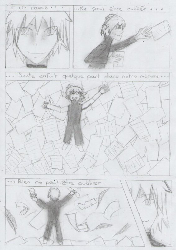 Intro manga en création
