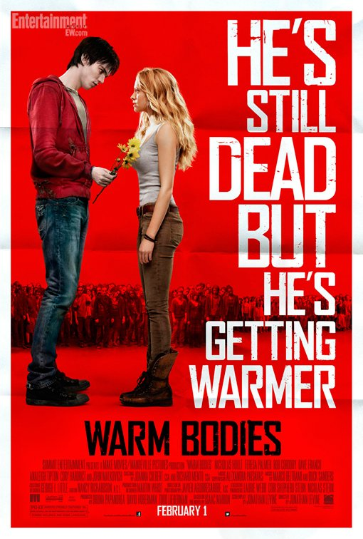 Warm Bodies-(The Black Keys - Lonely Boy) (2013)