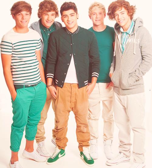 L'histoire des One Direction ! <3