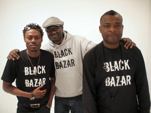 BLACK BAZAR - Black Bazar Face A (2013)