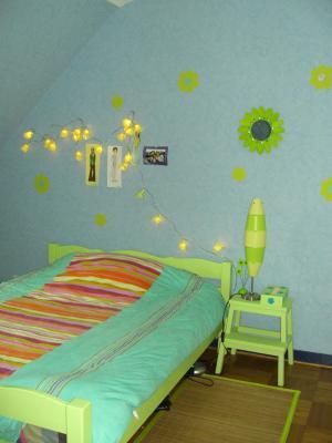 Pour relooker une chambre d 39 ado a peu de frais scrappascher - Relooker une chambre d ado ...