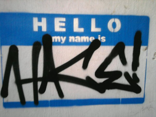 HELLO MY NAME IS : HACE