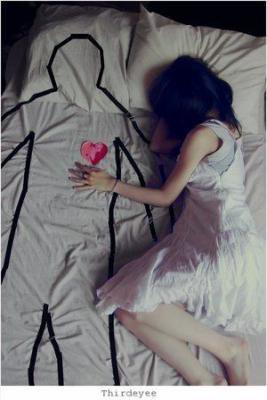 ich will doch nur dich, hier an meiner Seite.