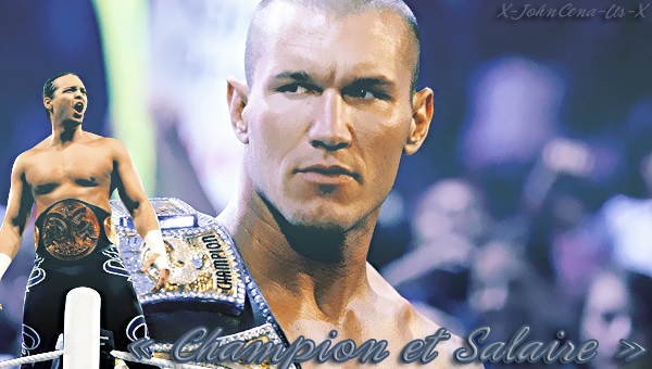 •• Article n°2  Les Salaires By X-JohnCena-Us-X