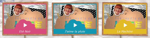 « Les Jeudis de Luce »