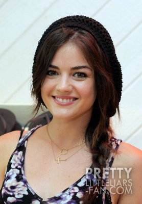 LUCY HALE @ HAVAIANAS MERCADO LAUNCH AT URBAN OUTFITTER