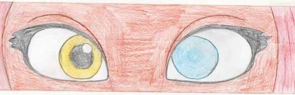 Voici les yeux de Sarah dans le dernier chapitre