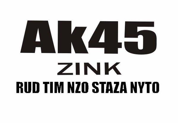 AK45ZINK
