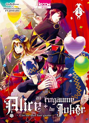 Alice au royaume de Joker
