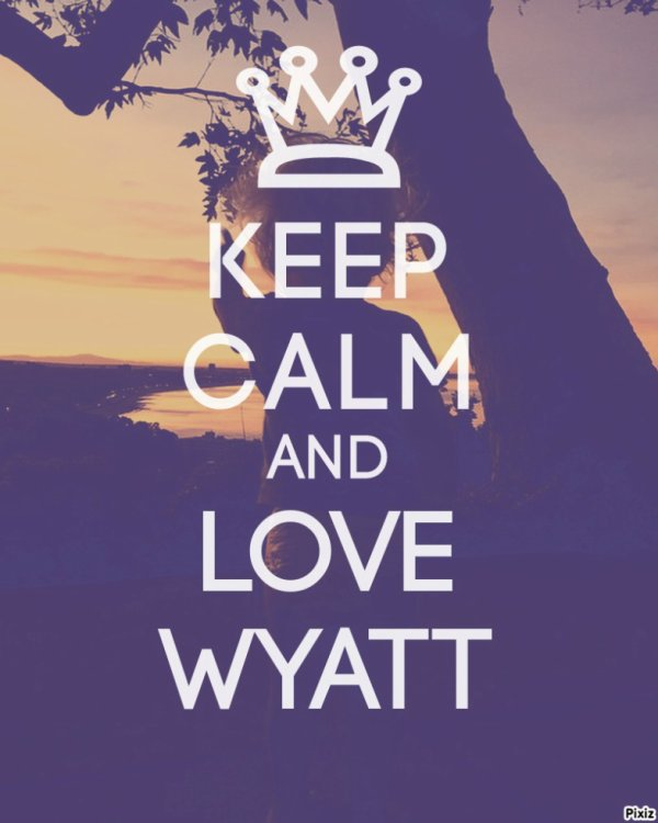 Love Wyatt <3
