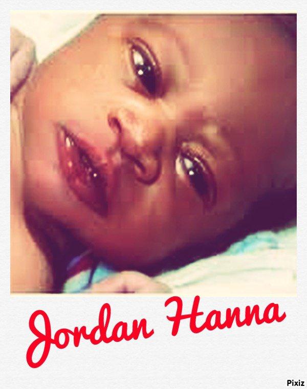 Jordan Hanna. Peut-être une bonne novelle.