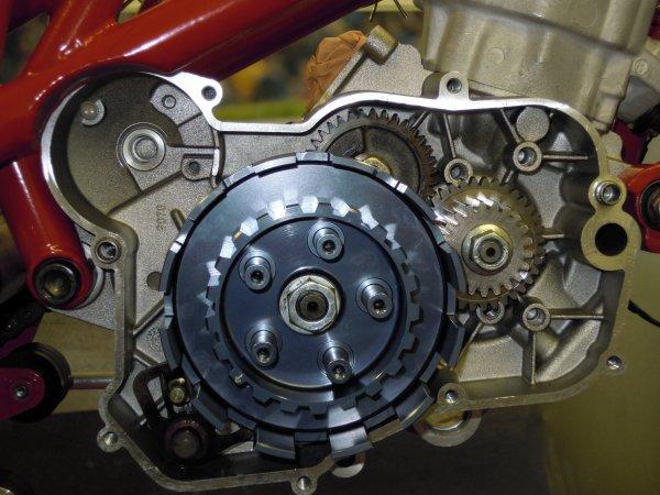 Montage de la transmission primaire bidalot factory