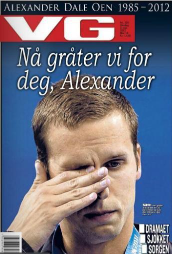 Alexander Dale Oen (1985-2012)