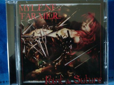Mon cd point de suture!!!!