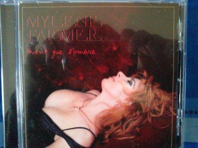 Mon cd avant que l'ombre !!!!