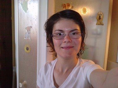 bon voila je met une tite photo de moi quand meme!!!
