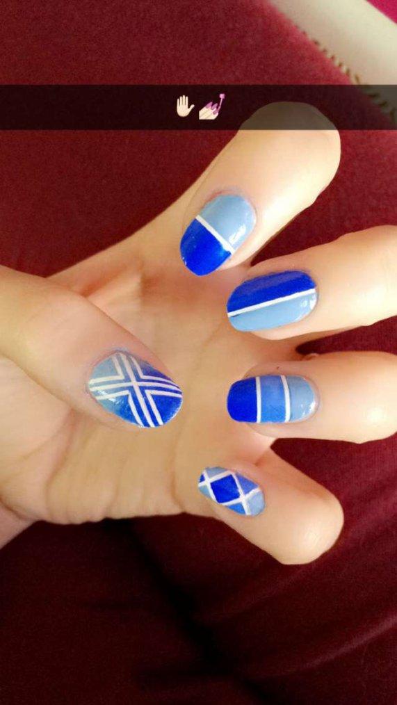 Nail art 👊🏻