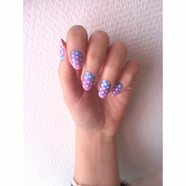 Nail art 💅🏻✌🏻