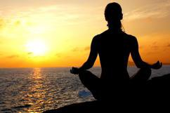 Le sport d'aujourd'hui : Méditation car j'ai du mal avec le projet de cette après midi. (Conduite auto-école)