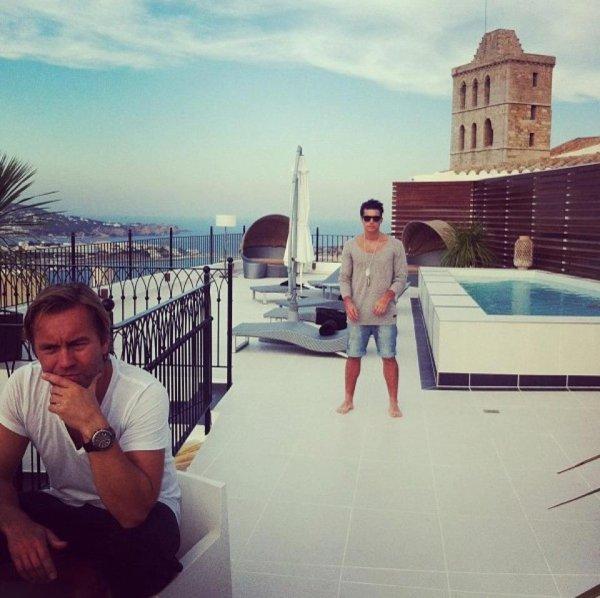 """Eric & Tone ; à IBIZA pour le clip """" Imagine """""""