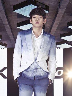 U-KISS : Les Membres - DongHo