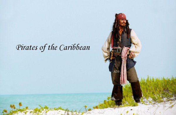 Saga: « Pirates of the Caribbean »