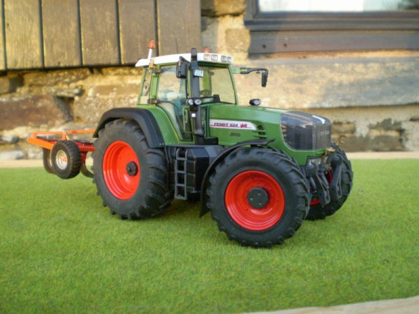 Modification du fendt vario 930 tms de chez Weise-toys.