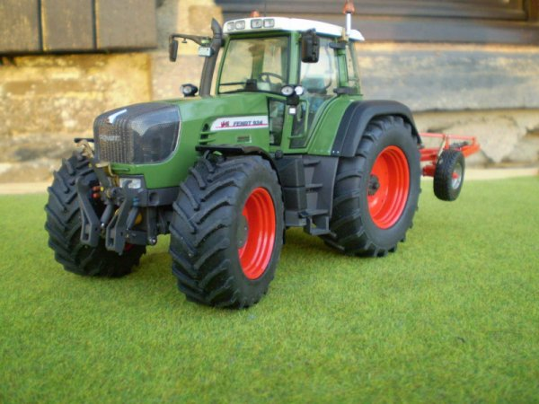 Modification du Fendt vario 930 TMS