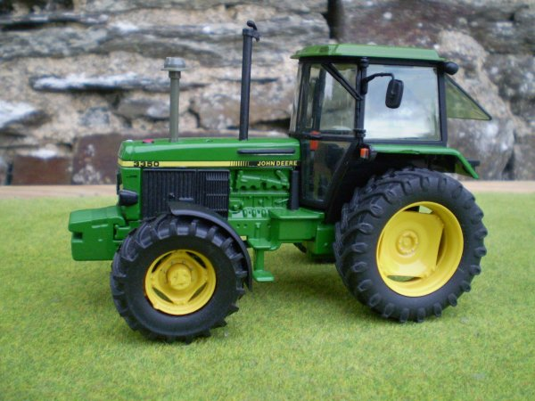 Modification John deere 3350 Britains