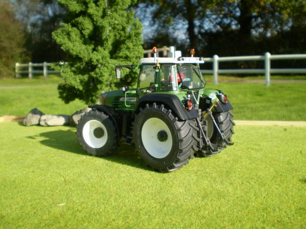 Modififcation Fendt 930 Vario Weise Toys