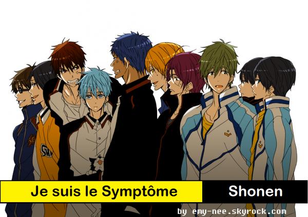 Je suis le Symptôme Shonen ! Remixez !