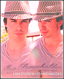 Photo de lanJoseph-Somerhalder