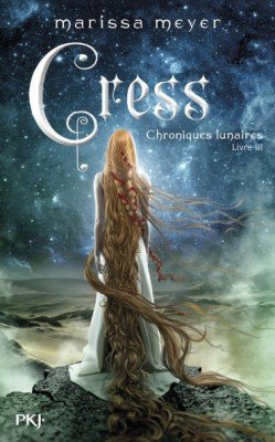 Chronique: Cress tome 3 de Marissa Meyer