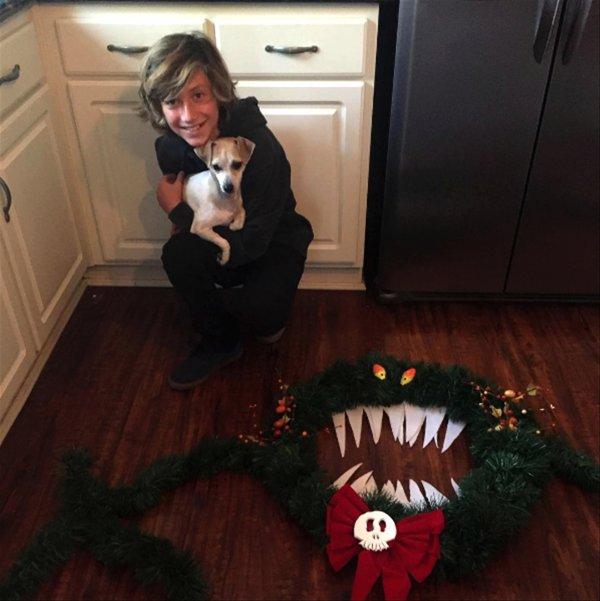 Steele Stebbins et son chien sont inséparable (3/4)