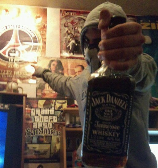Jack Daniels !