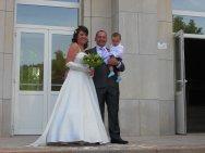 notre mariage!!!