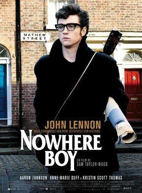 """30 ANS APRES LE DECES DE JOHN LENNON ARRIVE """" NOWHERE BOY"""""""