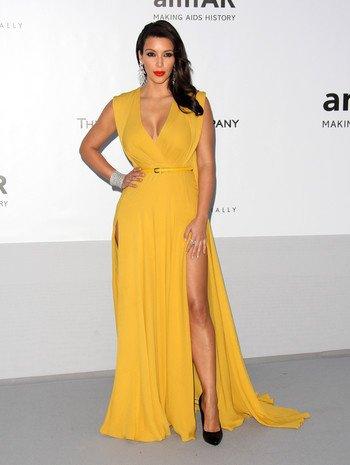 Kim Kardashian : des photos pas du tout glamour !