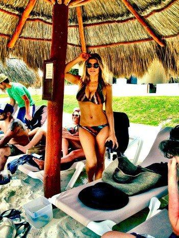 Photo : Fergie, un physique à couper le souffle en bikini