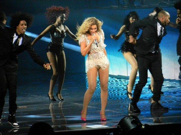 Beyonce : une taille fine pour un retour sur scène mémorable