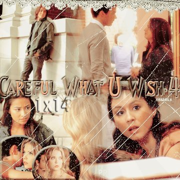 >KissDaily { Episode : 1x14 - Careful What U Wish 4 : Création : Décoration }