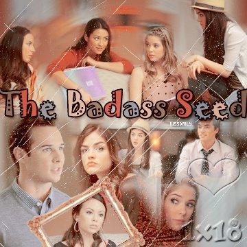 >KissDaily { Episode : 1x18 - The Badass Seed : Création : Décoration }